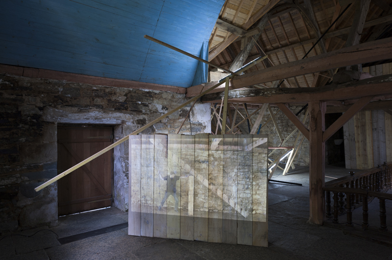 2 Claude Cattelain L art dans les chapelles 2015 Credit Laurent Grivet