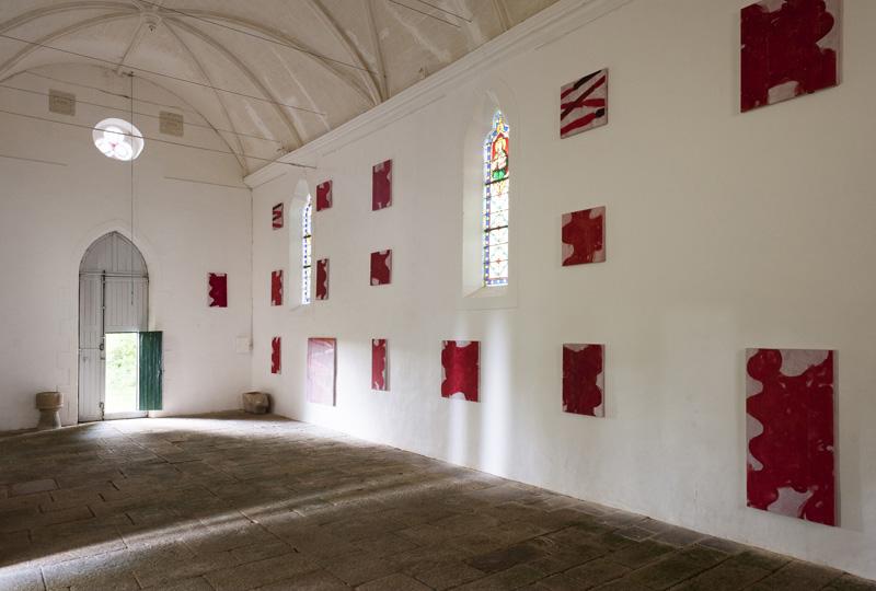 5 Jean Francois Maurige L art dans les chapelles 2015 Credit Laurent Grivet (5)