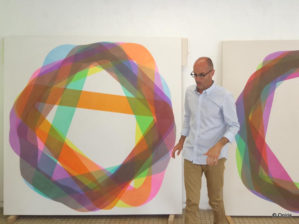 Frédéric Bouffandeau - galerie Oniris