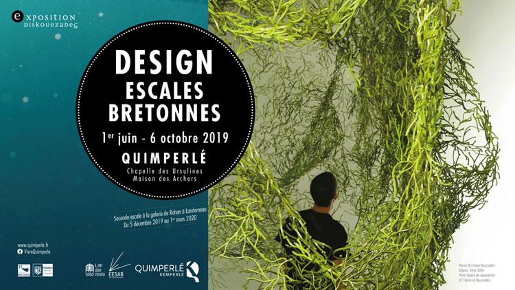 Design Escales Bretonnes
