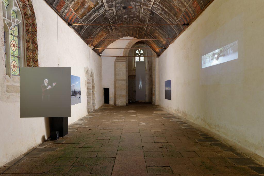 Thierry De Mey, 2017, chapelle Sainte Noyale, Noyal-Pontivy, L'art dans les chapelles 2017