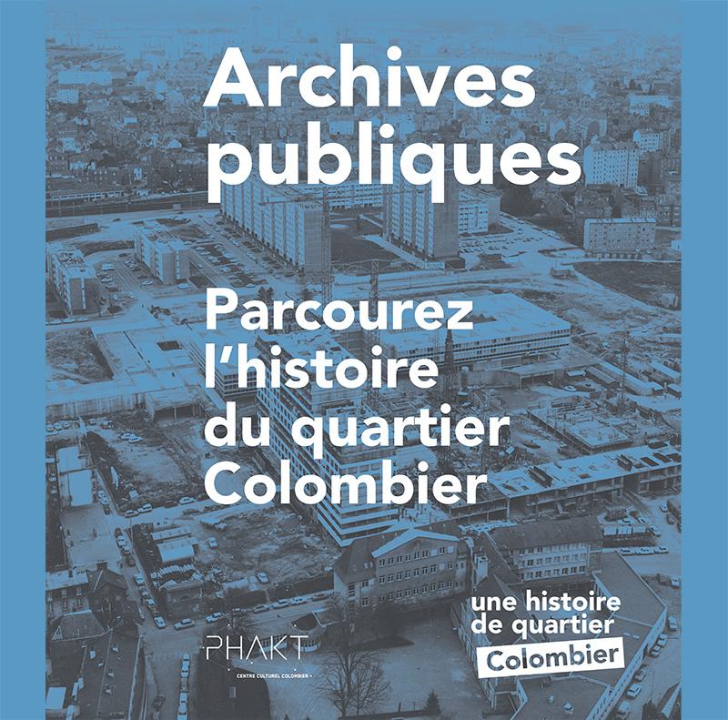 Exposition Rennes - Phakt Centre Culturel Colombier