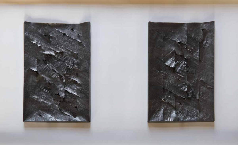 Choi Byung So, Untitled (détail), 2015 Photo Sarkantyu