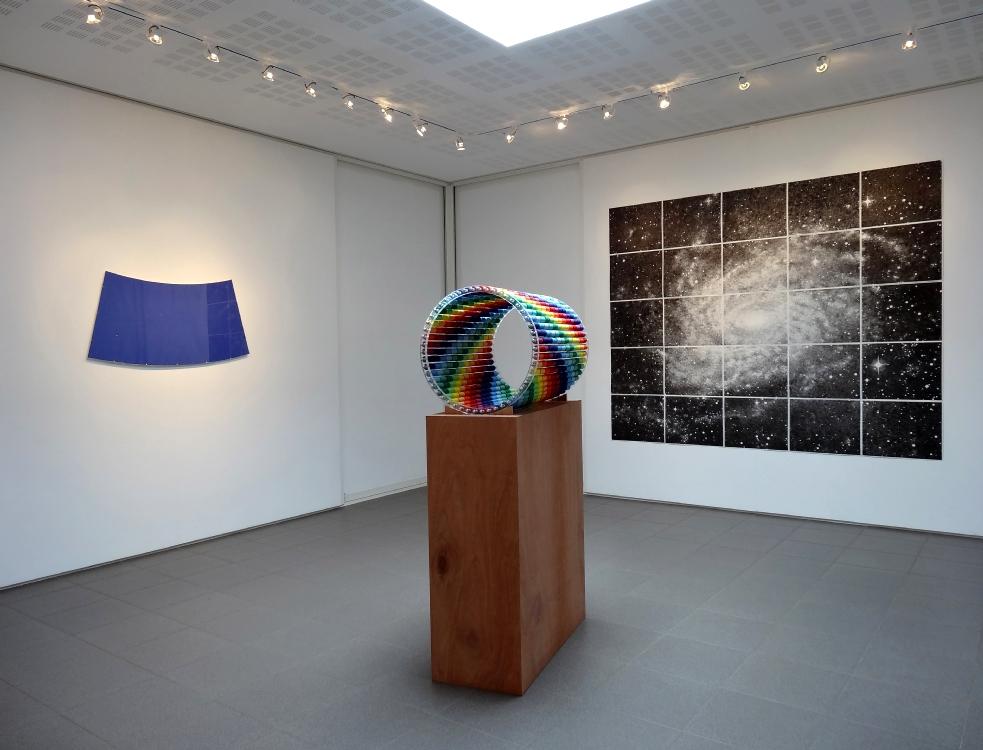 expositon Nikolas Fouré - L'aparté - 2016