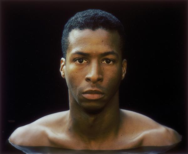 Roland Fischer, Sans titre (Los Angeles Portrait n°34), 1993, Collection Frac Bretagne © ADAGP, Paris 2015. Crédit photo : Édition-Galerie Sollertis
