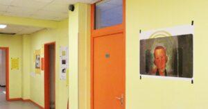 Yuri Cardinal en résidence au Lycée Le Dantec