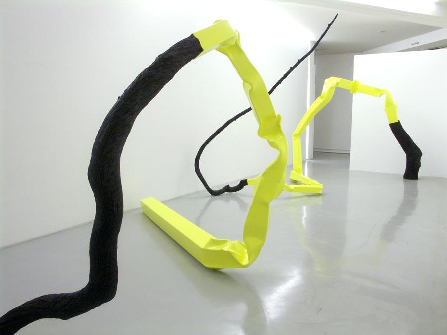 Bernard Pagès, La Torse I, 2005