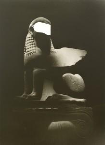 Anita Gauran, 2016, Sans titre, photographie argentique sur papier baryté encollé sur dibon, 127,5 x 93 cm.  © Anita Gauran