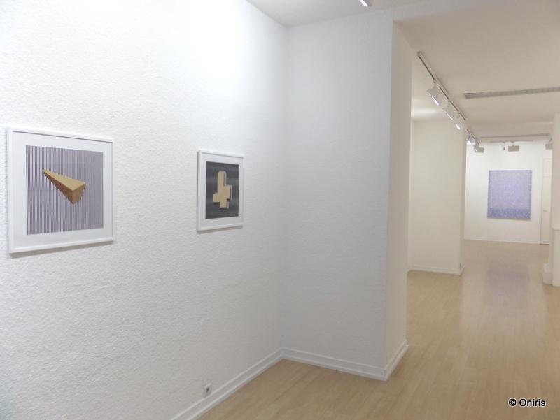 Galerie Oniris ●  expo Invitation #1 ● avec Olivier Petiteau ● Marine Provost ● Carole Rivalin0