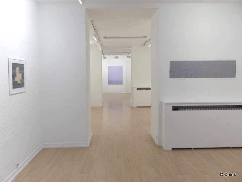 Galerie Oniris ●  expo Invitation #1 ● avec Olivier Petiteau ● Marine Provost ● Carole Rivalin