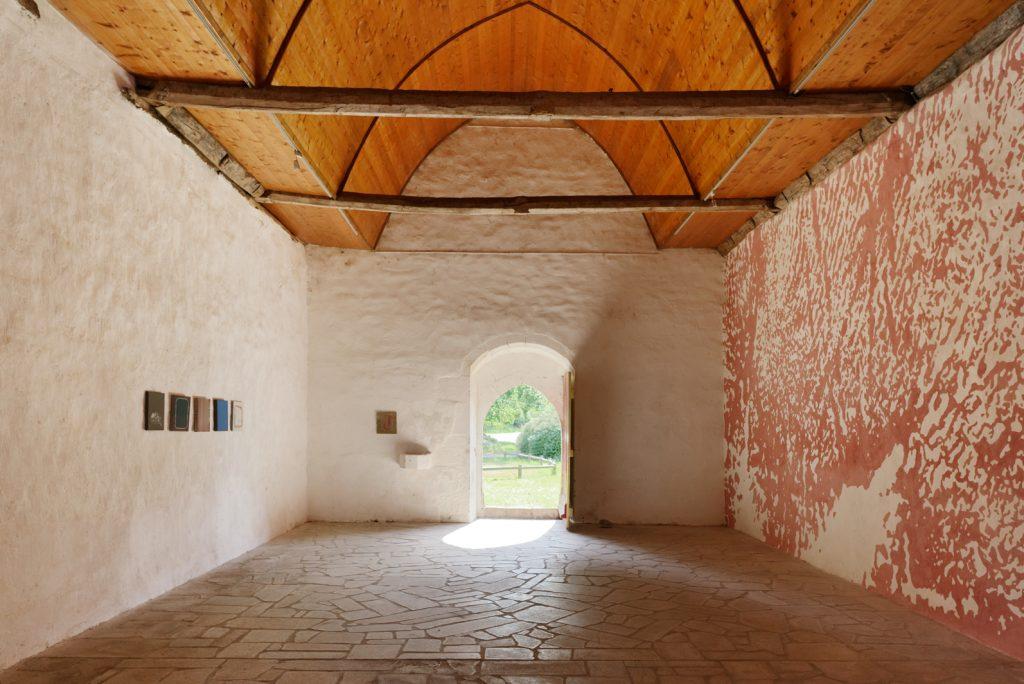 L'art dans les chapelles Claire Colin-Collin