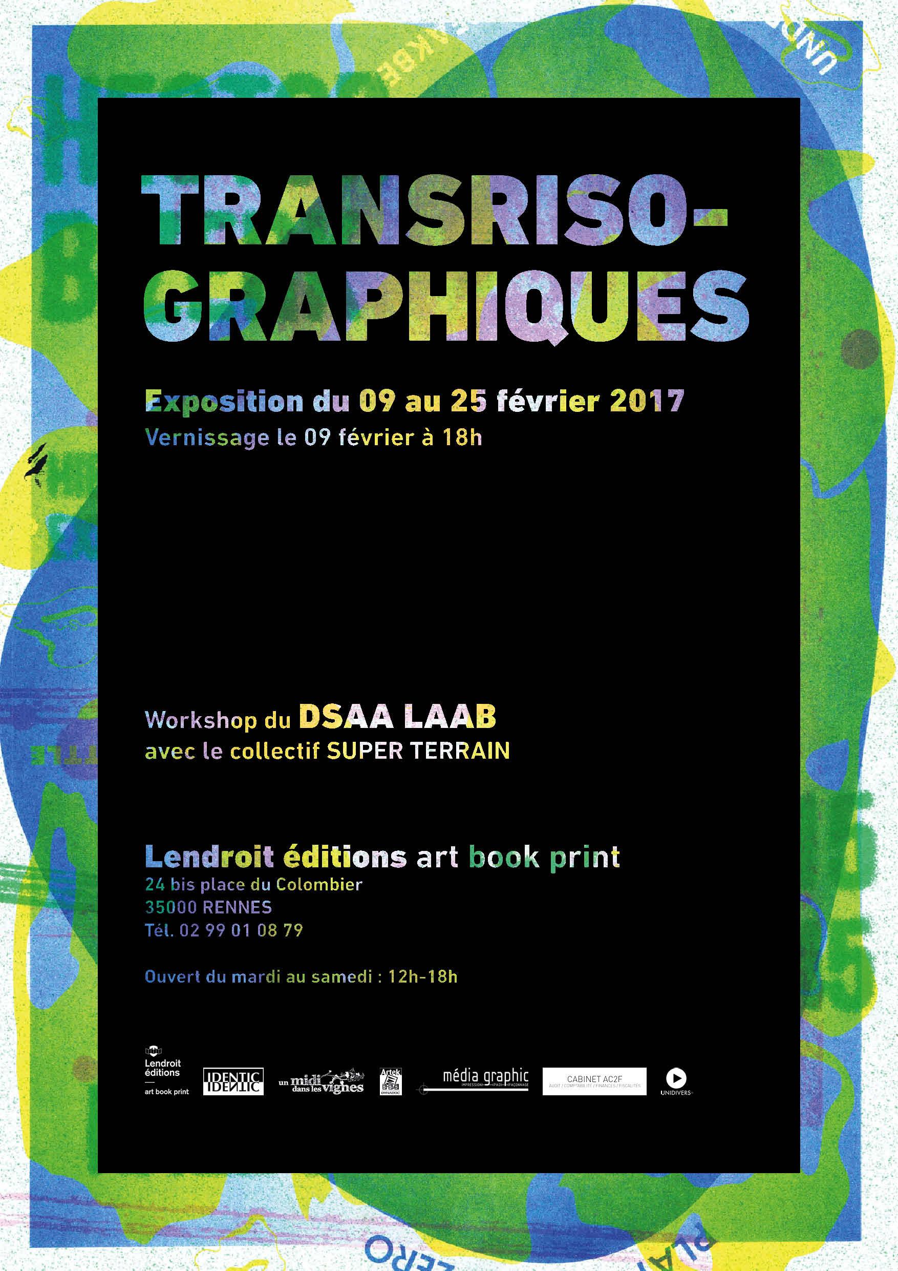 Les Transrisographiques © DR