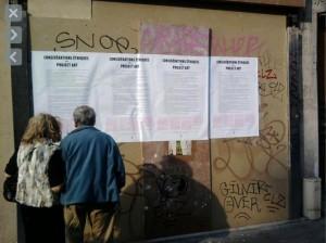 Ben Kinmont, Ethical considerations in project art. En relation avec l'exposition Ben Kinmont : Prospectus Paris à la Kadist Art Foundation. Image ⓒ Kadist Art Foundation, 2011.