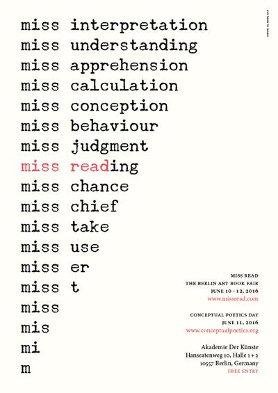 missread2016